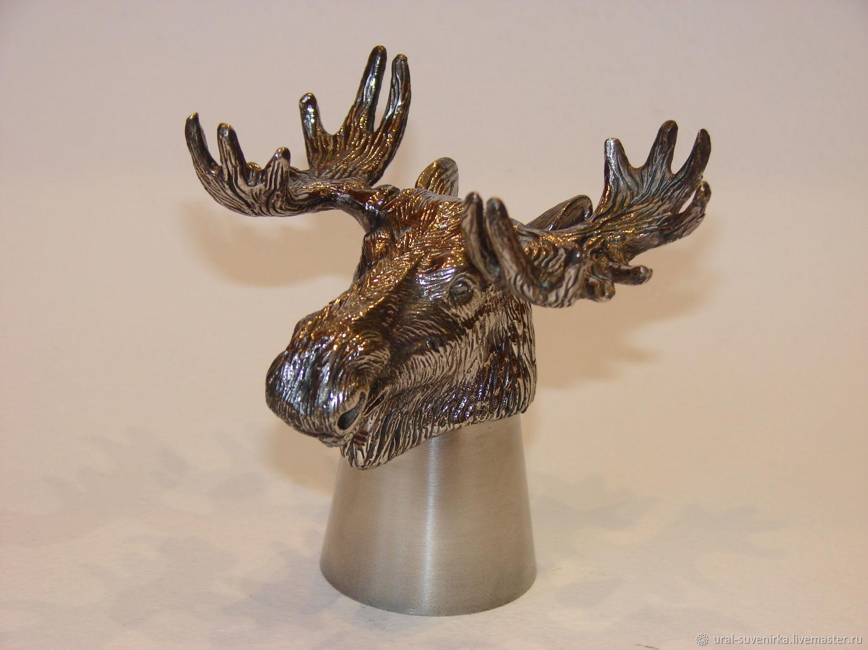 A Glass Of 'Moose', Shot Glasses, Ekaterinburg,  Фото №1