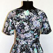 Одежда handmade. Livemaster - original item Cotton dress