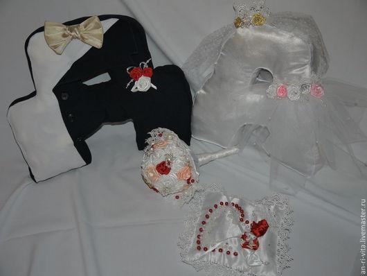 Свадебные аксессуары ручной работы. Ярмарка Мастеров - ручная работа. Купить текстильные буквы для фото сессий, торжеств. В качестве подарка и т.д.. Handmade.