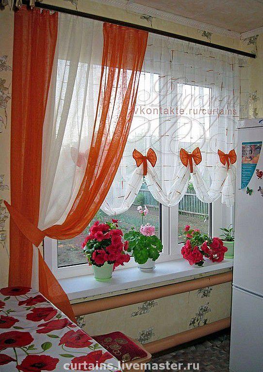 Занавески в домашних условиях