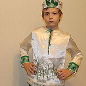 """Работы для детей, ручной работы. Ярмарка Мастеров - ручная работа Костюм """"Месяц Апрель"""" из  сказки 12 месяцев. Handmade."""