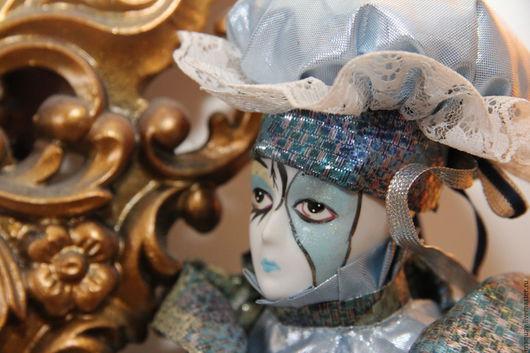 Коллекционные куклы ручной работы. Ярмарка Мастеров - ручная работа. Купить Коллекционная кукла, Германия. Handmade. Фарфоровая кукла, коллекционный