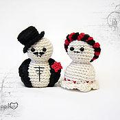 Куклы и игрушки ручной работы. Ярмарка Мастеров - ручная работа Призрачная парочка. Handmade.
