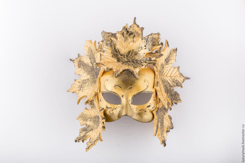 """Венецианская маска """" Краски Осени"""" – купить в интернет ... - photo#39"""