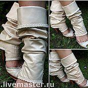 Аксессуары ручной работы. Ярмарка Мастеров - ручная работа Для любой обуви. Волшебные сапожки - Линия кружева.. Handmade.