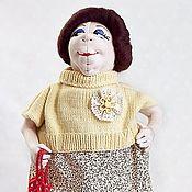 Куклы и игрушки ручной работы. Ярмарка Мастеров - ручная работа Тётя Фая. Handmade.