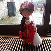 Куклы и игрушки ручной работы. Ярмарка Мастеров - ручная работа Марья-краса. Handmade.