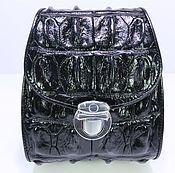 Сумки и аксессуары handmade. Livemaster - original item Bag crocodile leather IMA0640B3. Handmade.