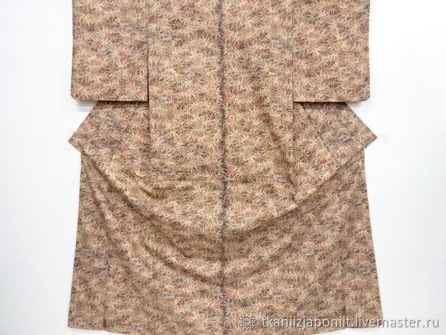 Japanese silk kimono robe ' Bamboo forest', Robes, Chelyabinsk,  Фото №1