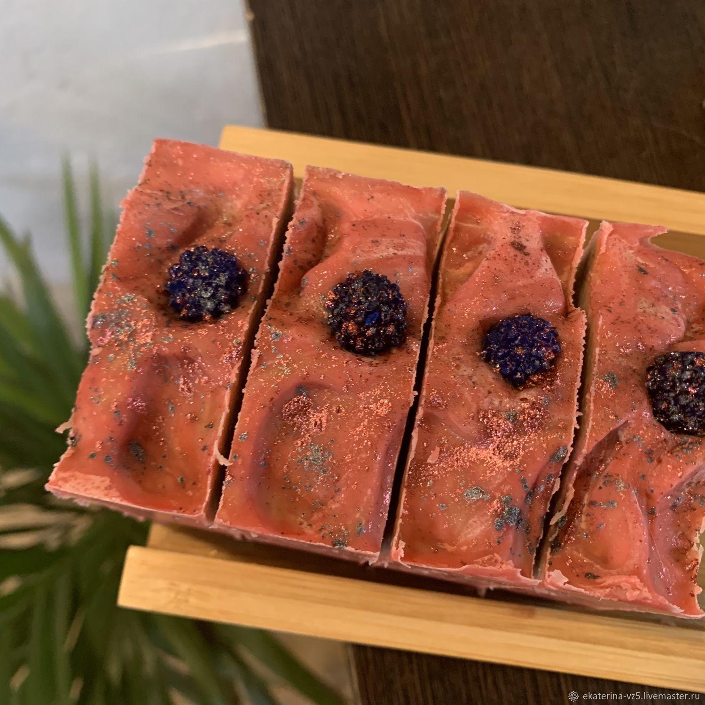 Soap ' Blackberry wine', Soap, Tomsk,  Фото №1
