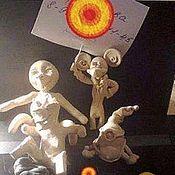 Куклы и игрушки ручной работы. Ярмарка Мастеров - ручная работа Живые Куклы на заказ. Handmade.