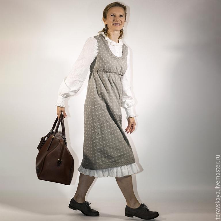 Платье сарафан  Агнесса, Юбки, Москва,  Фото №1