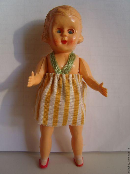 Винтажные куклы и игрушки. Ярмарка Мастеров - ручная работа. Купить Кукла целлулоидная. Handmade. Кукла, куколка малышка