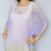 Одежда handmade. Livemaster - original item Tunic silk