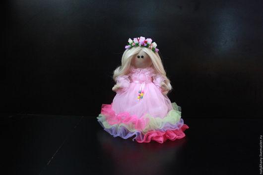 Куклы Тильды ручной работы. Ярмарка Мастеров - ручная работа. Купить Милана. Handmade. Розовый, кукла в подарок, отличный подарок