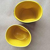 Посуда ручной работы. Ярмарка Мастеров - ручная работа Стаканы Помятые солнцем. Handmade.