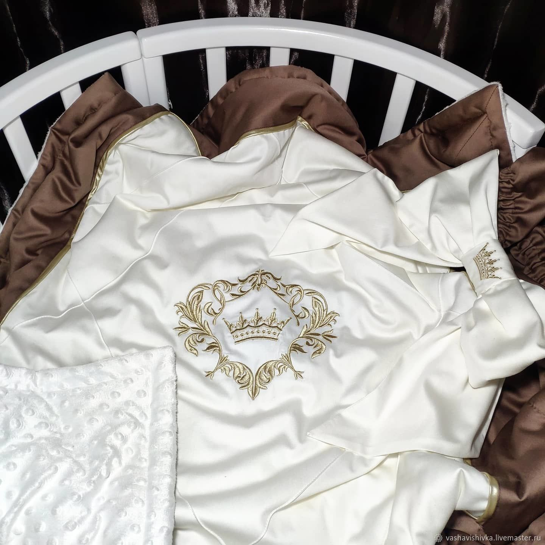 Одеяло на выписку с бантом на резинке, Конверты на выписку, Камень-Рыболов,  Фото №1