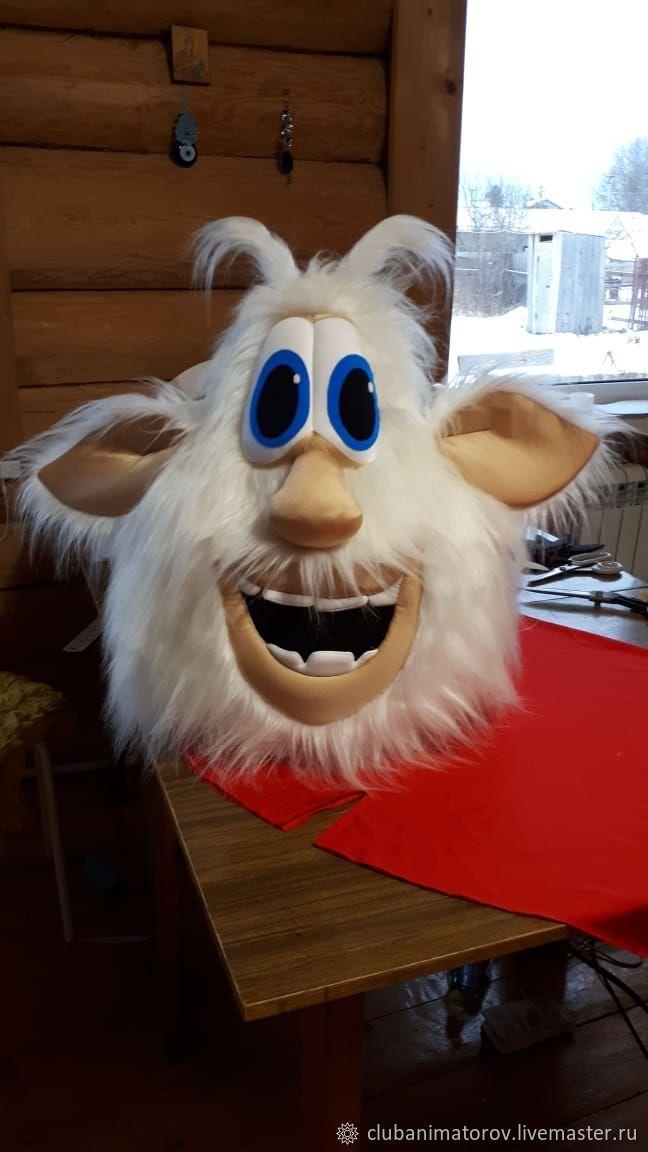 Growth head of the House club of Animators, Carnival costumes, Ufa,  Фото №1