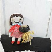 Куклы и игрушки ручной работы. Ярмарка Мастеров - ручная работа ONLY KINGS pug 400 doll 401. Handmade.