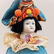 Куклы и игрушки ручной работы. Ярмарка Мастеров - ручная работа Новогодний маротте. Handmade.