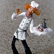 """Куклы и игрушки ручной работы. Ярмарка Мастеров - ручная работа """"Жак"""". Handmade."""
