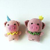 Куклы и игрушки ручной работы. Ярмарка Мастеров - ручная работа Амигурумки. Handmade.