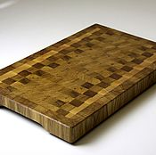 Для дома и интерьера handmade. Livemaster - original item End cutting Board №29. Handmade.