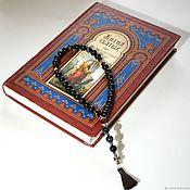 Фен-шуй и эзотерика handmade. Livemaster - original item Rosary made of natural stones
