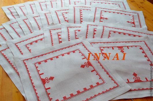 славянские символы, макошь, берегиня, салфетка с мережками, ручная вышивка, русская вышивка, натуральный лён, русские традиции.