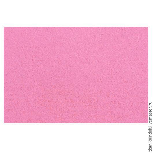 Валяние ручной работы. Ярмарка Мастеров - ручная работа. Купить Фетр листовой 1,4мм Розовый. Handmade. Голубой, сундук