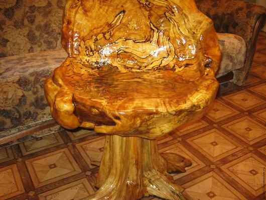 Мебель ручной работы. Ярмарка Мастеров - ручная работа. Купить кресло из сувели березы. Handmade. Кресло сувель, сувель, ёлка