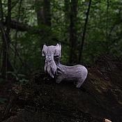 Куклы и игрушки ручной работы. Ярмарка Мастеров - ручная работа Лесной зверь. Handmade.