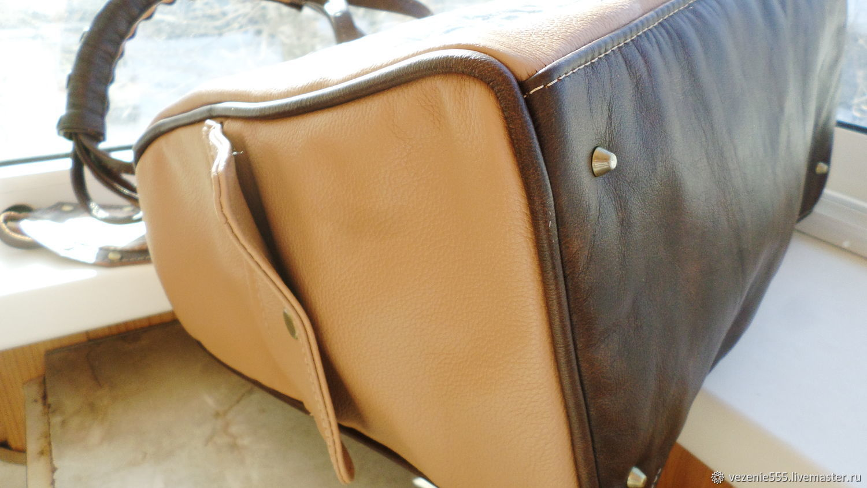 4dc4ddbe86cc ... Женские сумки ручной работы. Сумка кожаная женская с росписью на заказ  для Татьяны. Inella