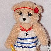"""Куклы и игрушки ручной работы. Ярмарка Мастеров - ручная работа Мишка """"Ассоль"""". Handmade."""