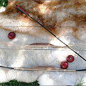 Субкультуры ручной работы. Ярмарка Мастеров - ручная работа Традиционный лук Longbow (прямой длинный лук, аналог английского). Handmade.