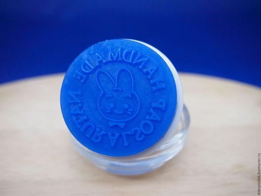 """Штампы для мыла ручной работы. Ярмарка Мастеров - ручная работа. Купить Штамп для мыла """"Зайка"""". Handmade. Штамп для мыла, зайка"""