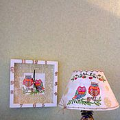 Для дома и интерьера ручной работы. Ярмарка Мастеров - ручная работа Раз сова, два сова..... Handmade.