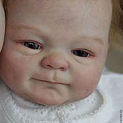 Куклы и игрушки ручной работы. Ярмарка Мастеров - ручная работа Кукла реборн Катенька. Handmade.