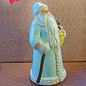 Винтаж ручной работы. Ярмарка Мастеров - ручная работа Дед Мороз . Большой. композитный (опилочный). Handmade.