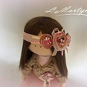 Куклы и игрушки handmade. Livemaster - original item The Doll Interior. Author`s Textile doll baby.. Handmade.