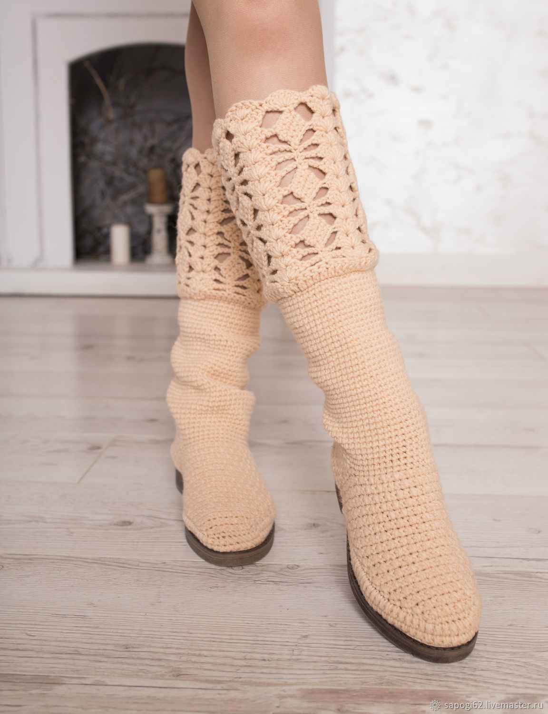 "Demi-season boots ""Christina"", High Boots, Ryazan,  Фото №1"