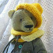 Куклы и игрушки handmade. Livemaster - original item Teddy bear Lucy.. Handmade.