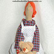 """Куклы и игрушки ручной работы. Ярмарка Мастеров - ручная работа Кукла """"Лизонька"""". Handmade."""
