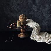 Посуда handmade. Livemaster - original item Tortorici: Cake stand Cake Stand. Handmade.