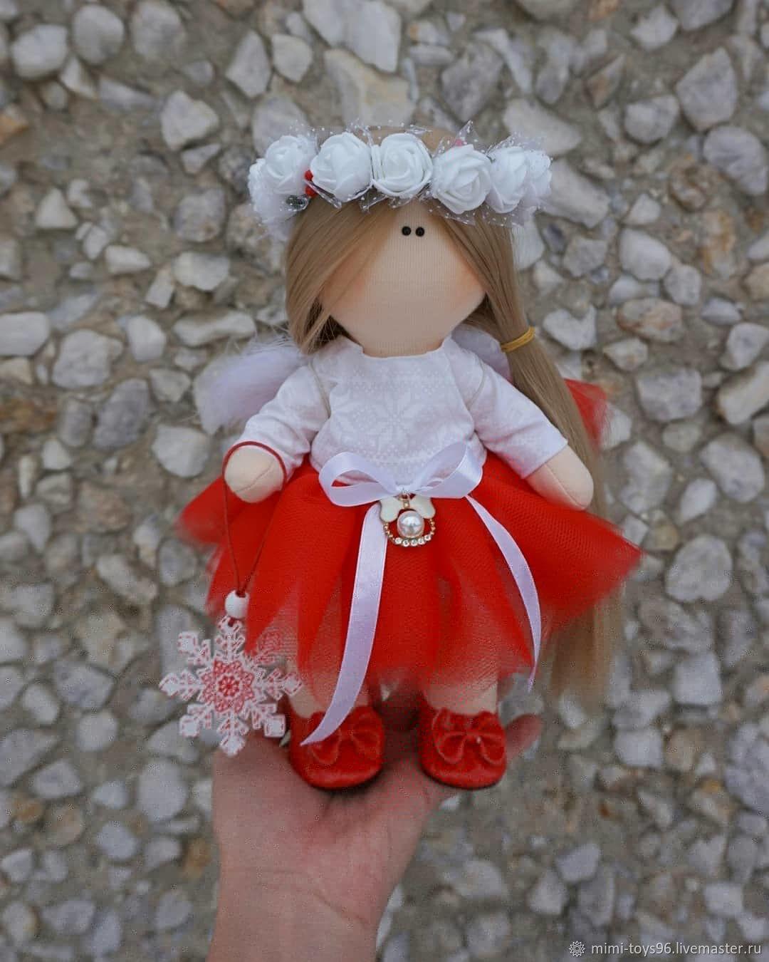 Кукла Ангел, Куклы и пупсы, Верхняя Пышма,  Фото №1