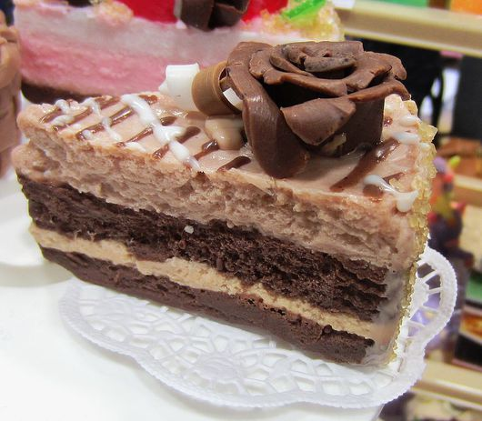 """Мыло ручной работы. Ярмарка Мастеров - ручная работа. Купить Мыло """"Шоколадный тортик"""". Handmade. Мыло, мыло ручной работы"""