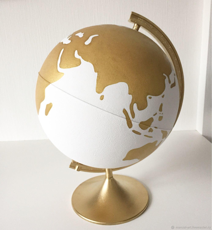 глобус для пожеланий развода