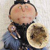 Куклы и игрушки ручной работы. Ярмарка Мастеров - ручная работа Муза Сигизмундовна. Handmade.