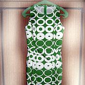 Одежда ручной работы. Ярмарка Мастеров - ручная работа Летнее женское платье. Handmade.