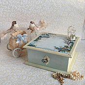 Для дома и интерьера handmade. Livemaster - original item Big box of